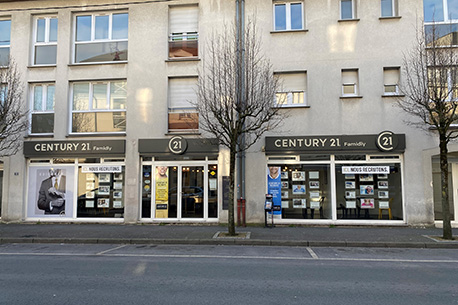 Agence immobilière CENTURY 21 Famidly, 77340 PONTAULT COMBAULT